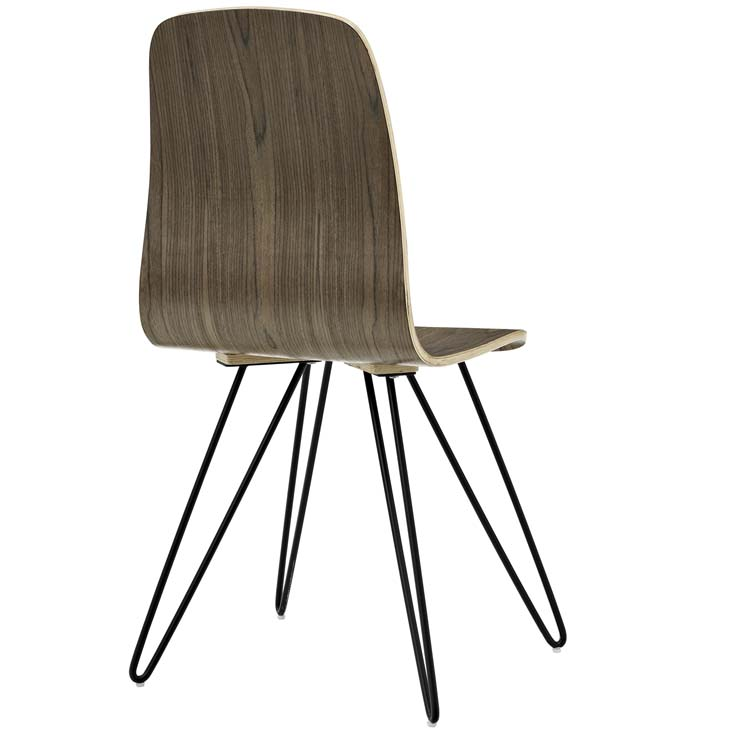 wood pin chair walnut wood 3