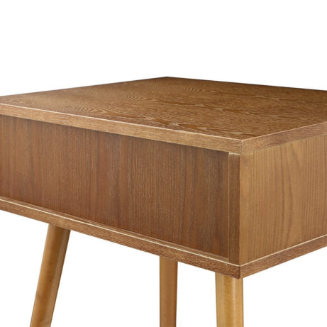 Wood White Box Side Table 3 461x461