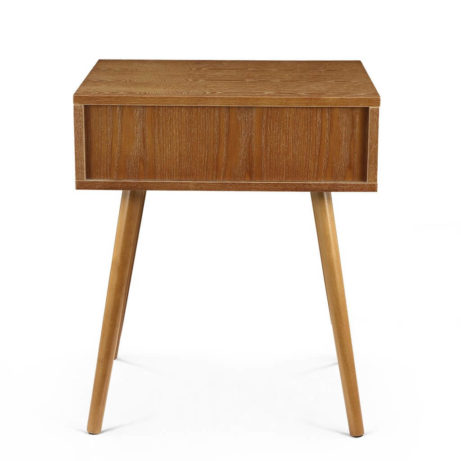 Wood White Box Side Table 6 461x461