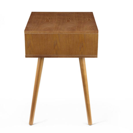 Wood White Box Side Table 8 461x461