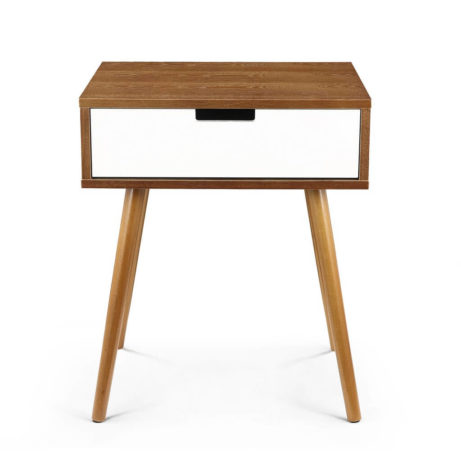 Wood White Box Side Table 9 461x461