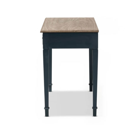 Blue Wood Accent Table 3 461x461