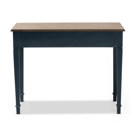Blue Wood Accent Table 4 461x461