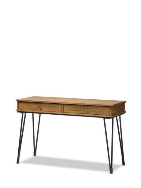 Natural Wood Writing Desk 1 461x615