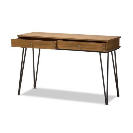 Natural Wood Writing Desk 2 461x461