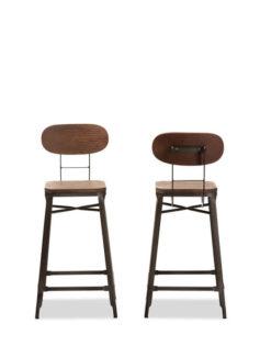 Workroom Wood Metal Barstool 1 237x315