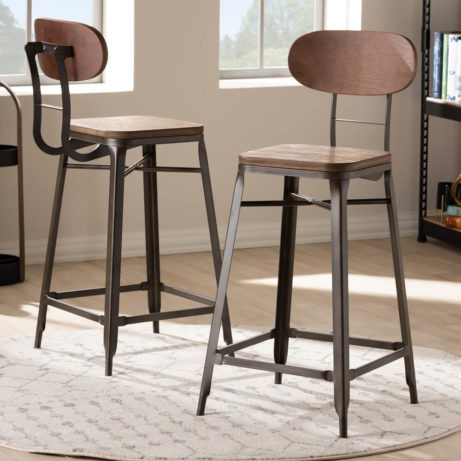 Workroom Wood Metal Barstool 4 461x461