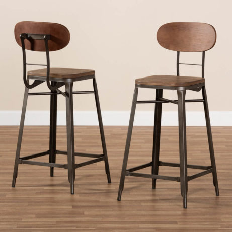 Workroom Wood Metal Barstool 5 461x461