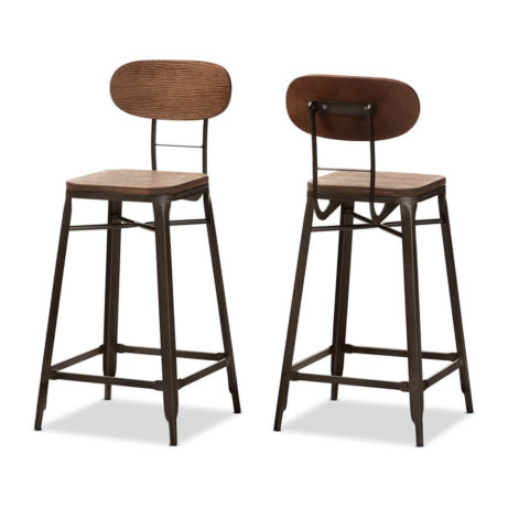Workroom Wood Metal Barstool 7 461x461
