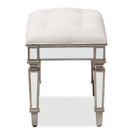 Mirror Hollywood Regency Stool 3 461x461