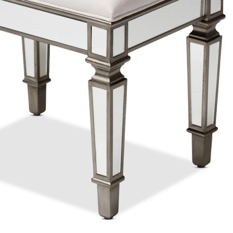 Mirror Hollywood Regency Stool 5 461x461