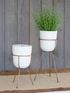mid century planters